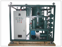 ZYD High Vacuum Dielectric Oil Treatment Plant