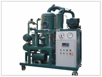 ZYD High Vacuum Dielectric Oil Filtration Equipment