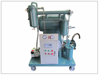 ZYB-A PLC Full Automatic Single Stage Vacuum Transformer Oil Regeneration Purifier