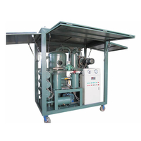 ZYD-W New Housing Type Vacuum Transformer Oil Purifier