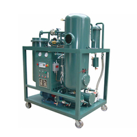 TY-A Automatic Vacuum Turbine Oil Treatment Machine