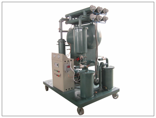 ZYA PLC Full Automatic Single Stage Vacuum Transformer Oil Purifier