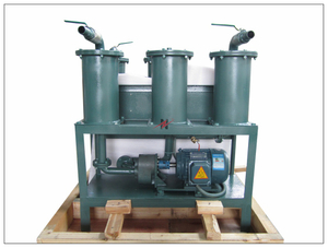 JL Multi-Stages Oil Filtering Machine