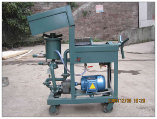 PL High Precision Oil Filtering Unit