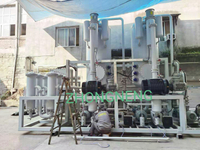 Specially Customized ZYD-500 High Vacuum Transformer Oil Purification Machine is Delivered