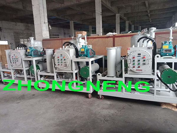 New Design Explosion Proof Type Transformer Oil Purifier